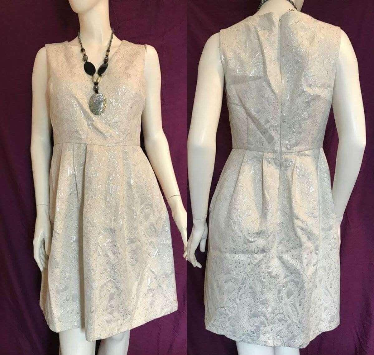 Нарядное платье Cynthia Rowley, р. S-M