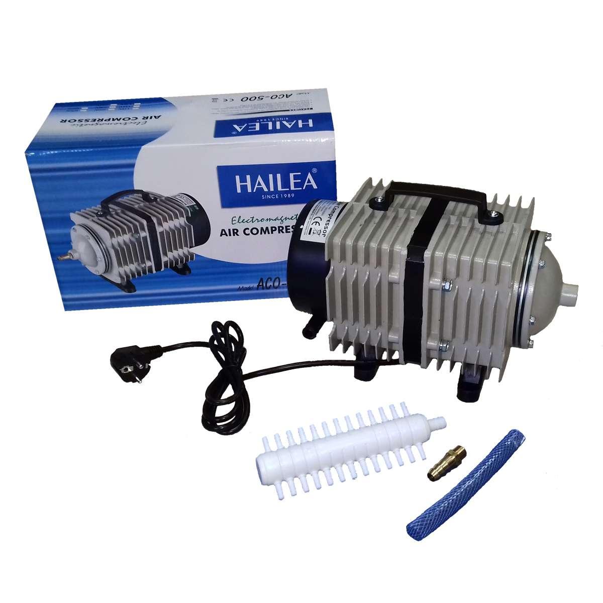 Компрессор для пруда Hailea ACO-500