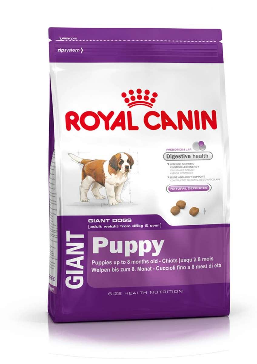 Royal Canin Giant Puppy (до 8 месяцев) 15кг