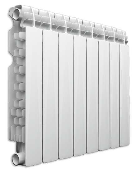 Радиатор алюминиевый Fоndital MASTER 500/100 S5 (10 шт)