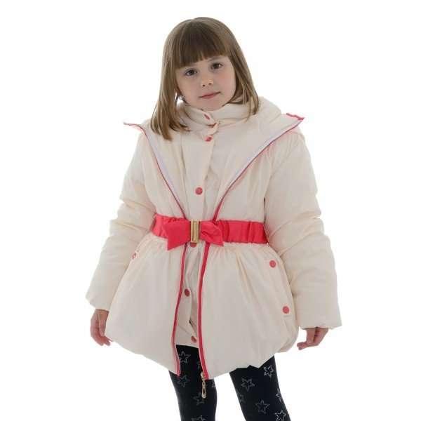 Зимняя куртка для девочки Солнышко