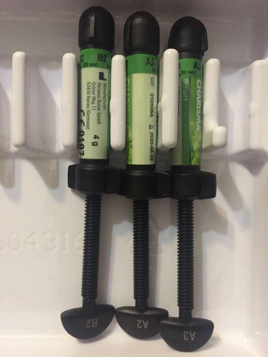 Charisma smart 3 шприца по 4г( А2,А3,В2)