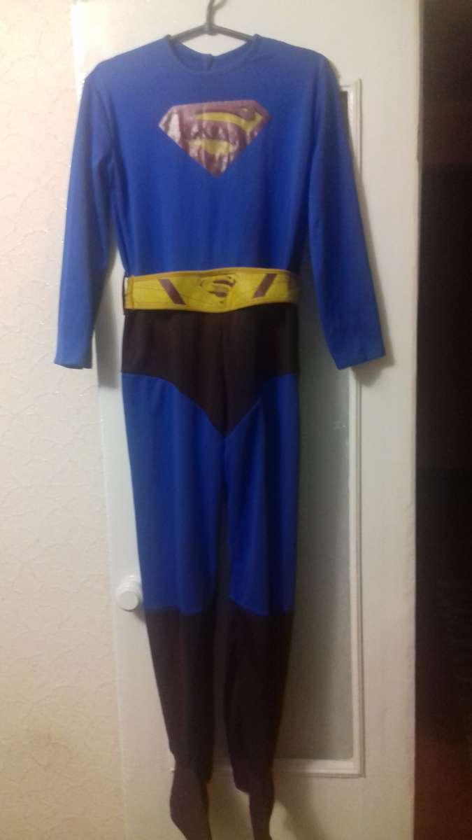 Супермен новогодний костюм