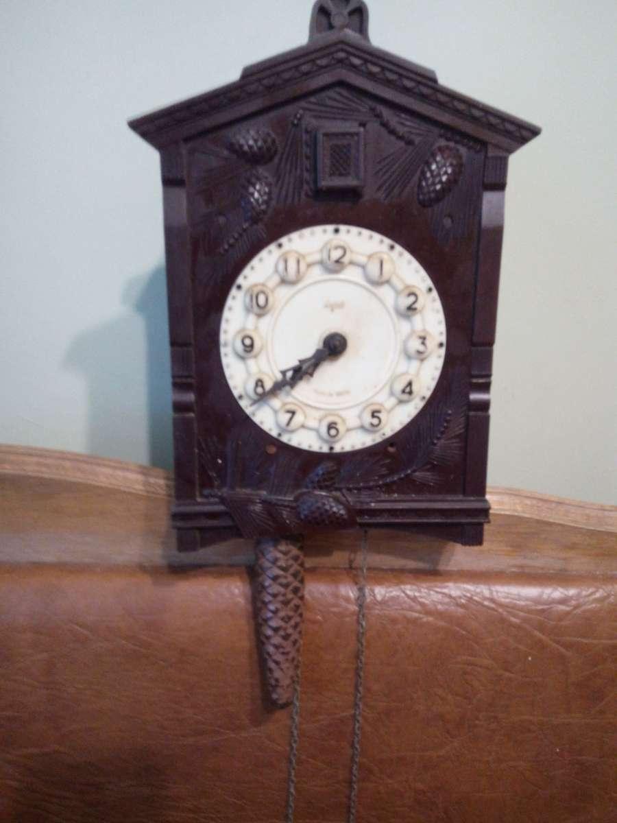 Продам годинник-куранти, годинник-зозуля