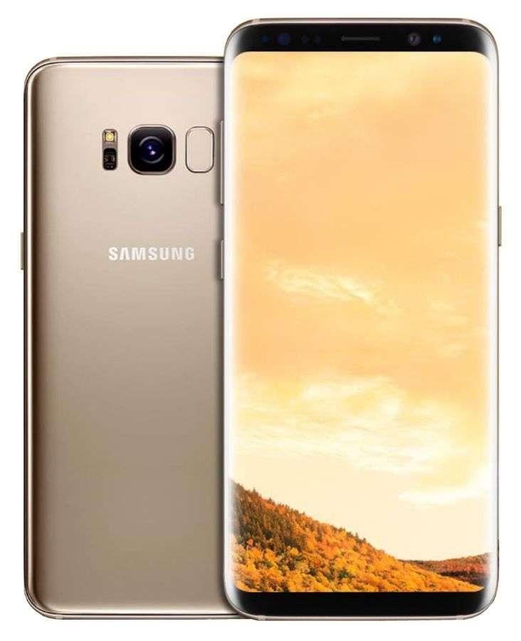 Смартфон Samsung G950 Galaxy S8 64Gb Maple Gold новый в упаковке