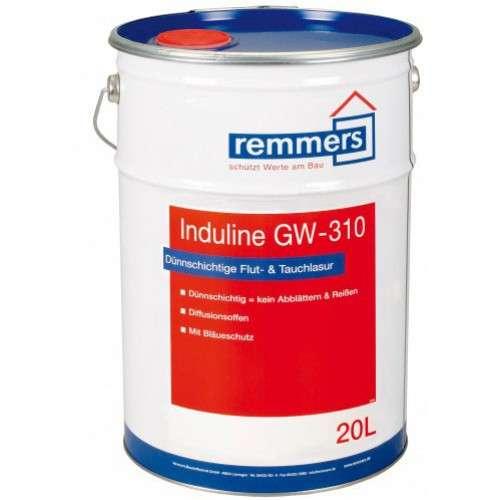 Тонкослойная лазурь Remmers Induline GW-310