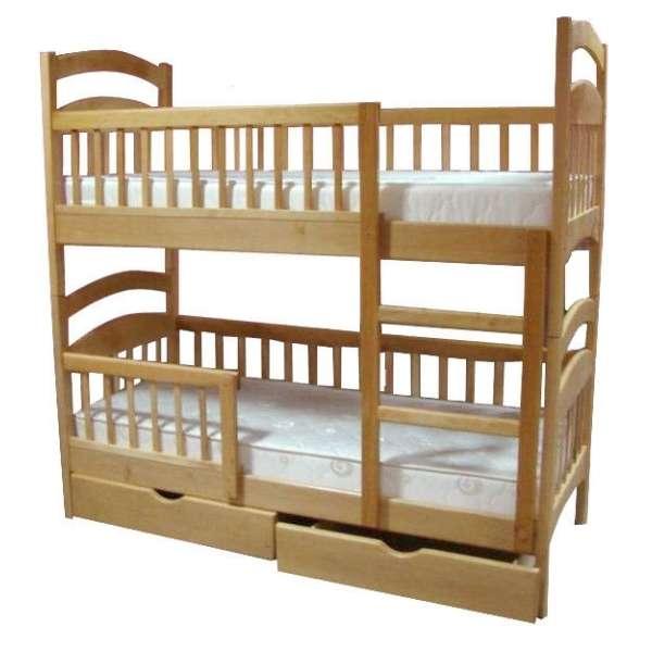 Двухъярусная кровать Карина Люкс Артикул: 5332