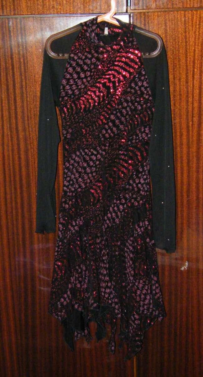 Нарядное платье девочке 9-10 лет