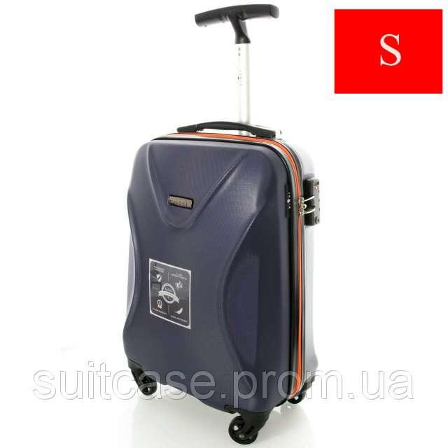 Брендовий Ультралегкий чемодан малый Vinci 519 S CARBON