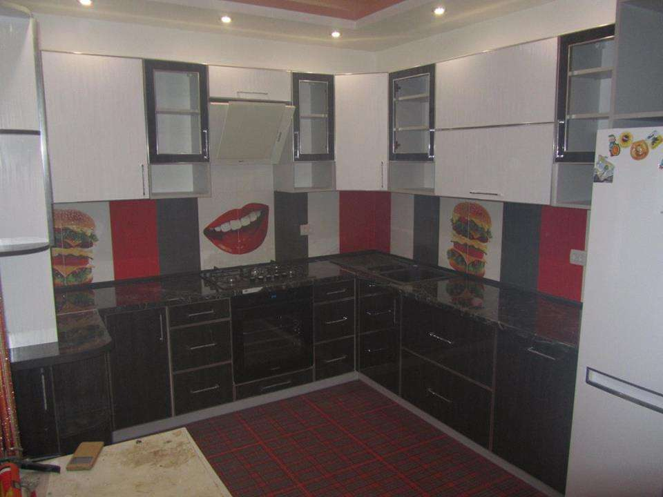 Кухні на замовлення - виготовлення та встановлення (кухни на заказ)