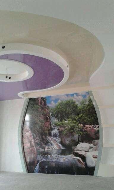 Натяжні стелі з фотодруком (стеля, стіна)
