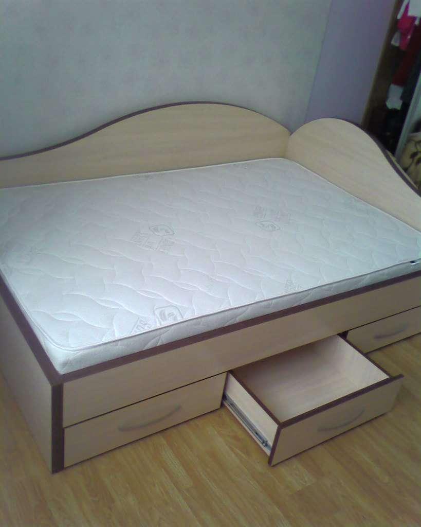Ліжка на замовлення(одноярусні, двоярусні, дитячі) - виготовлення
