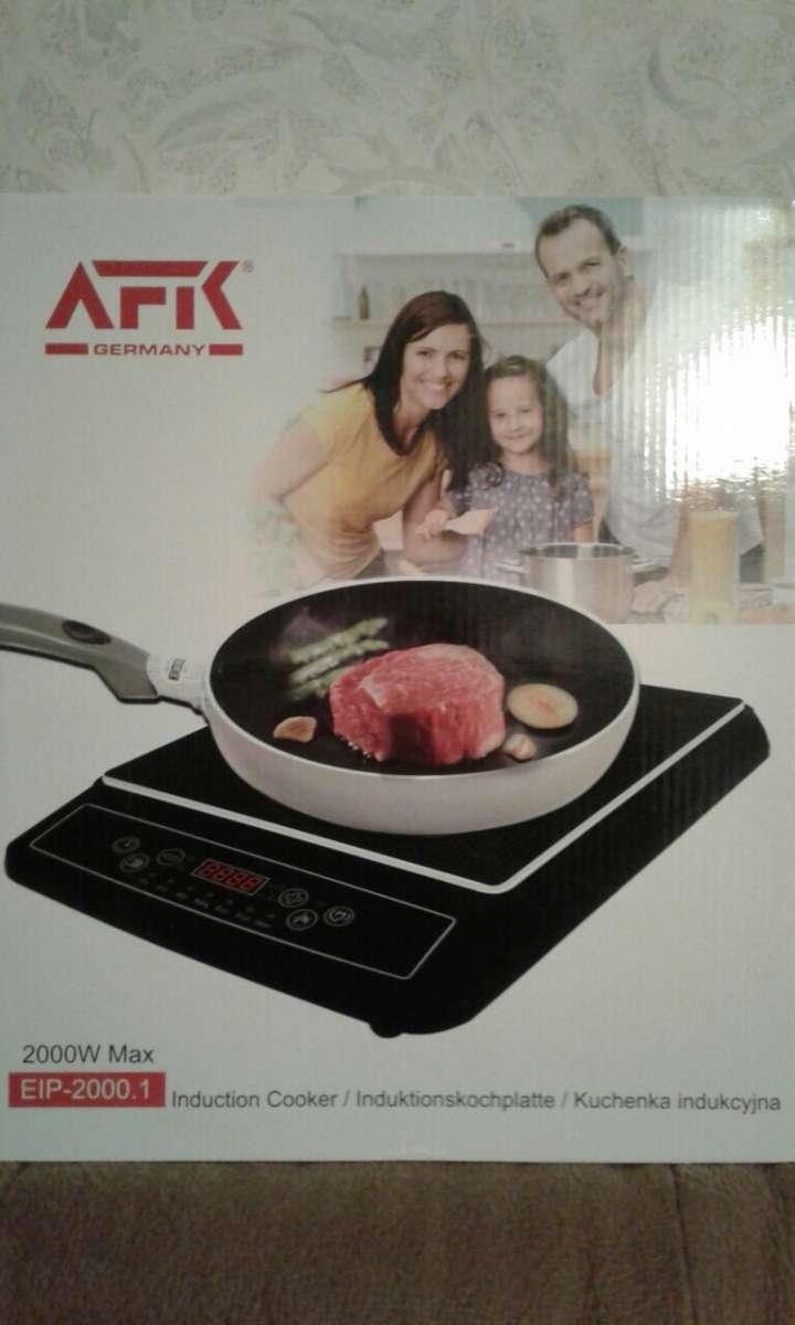 Продам индукционную плиту(компактную) AFK EIP-2000.1