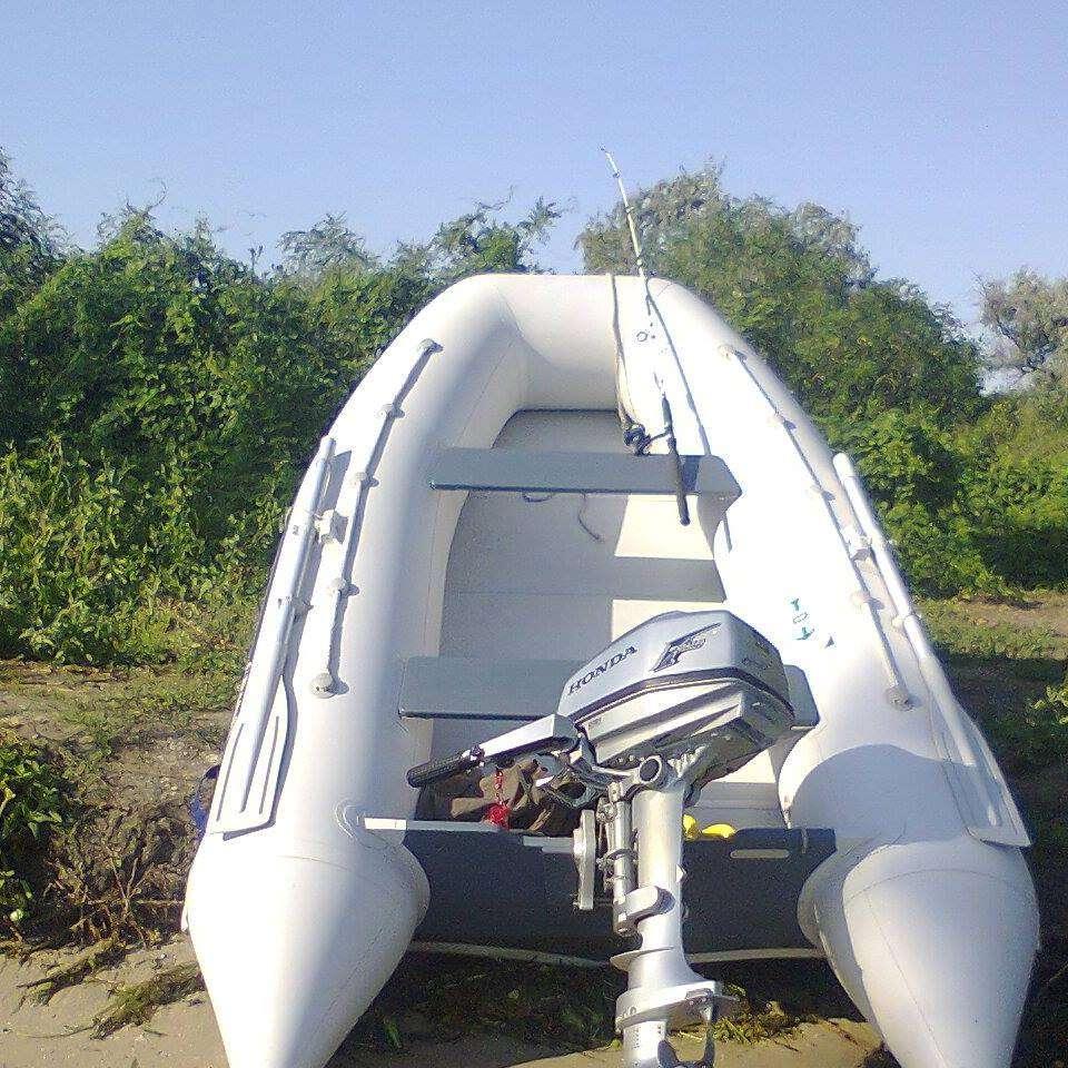 Надувная лодка Grand Marine C300 серии CORVETTE с жестким дном