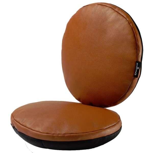 Подушка на сидение для стула Moon Mima Испания коричневый 12113682