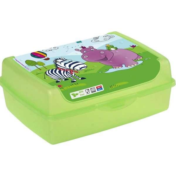 Бутербродница 'Hippo' midi Keeeper 0063 Польша салатовый 12115155