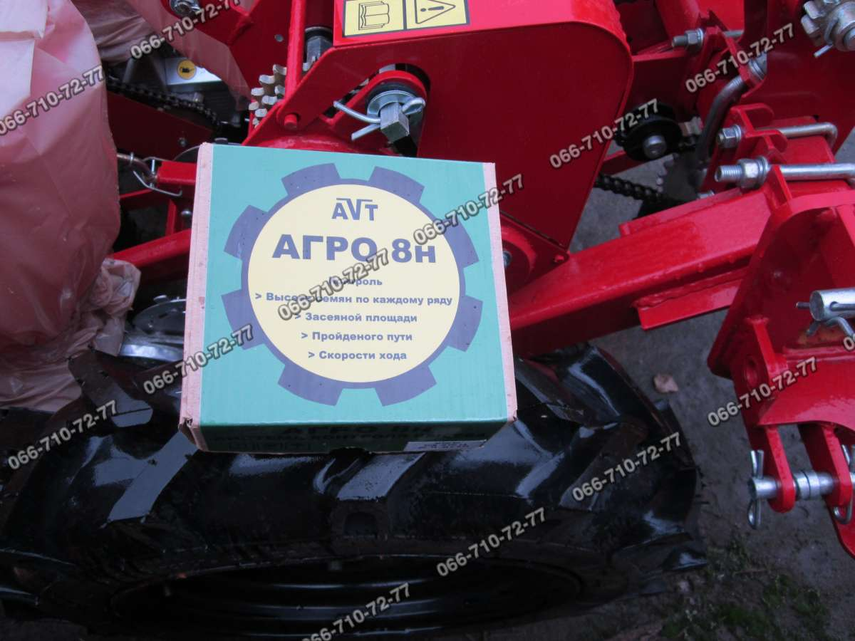 На сеялку УПС\8, СУПН-8 – новая сигналка АГРО-8Н