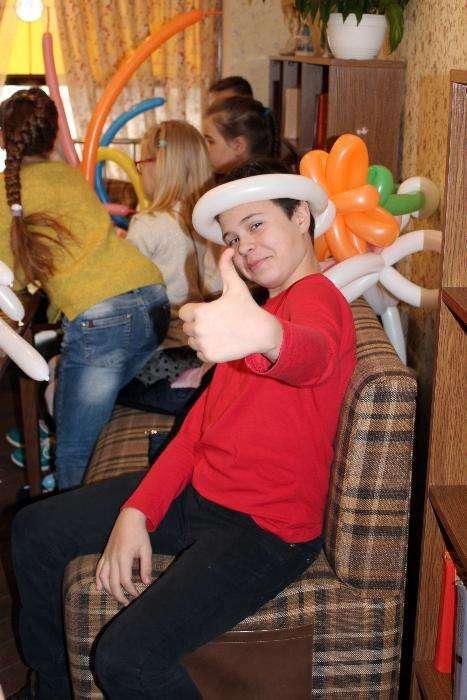 Мастер класс для детей из воздушных шаров