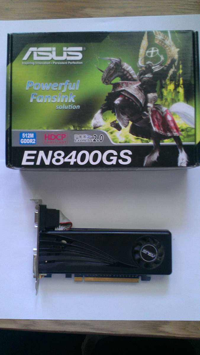 Видеокарты б.у. AGP and PCI-E