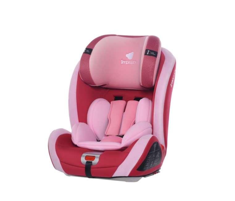 Автокресло 0+/1 M1 Purple Babysing Франция розовый 12122808