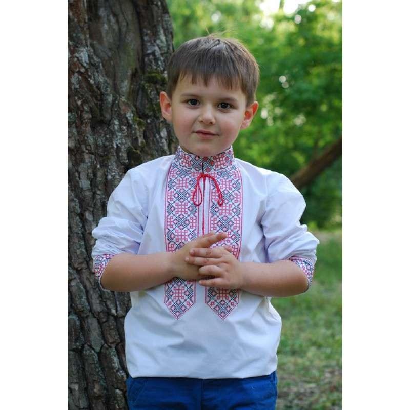 Вишиванка дитяча для хлопчика b123a1de85fd0