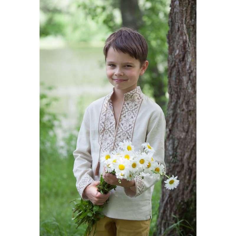 Вишиванка дитяча для хлопчика