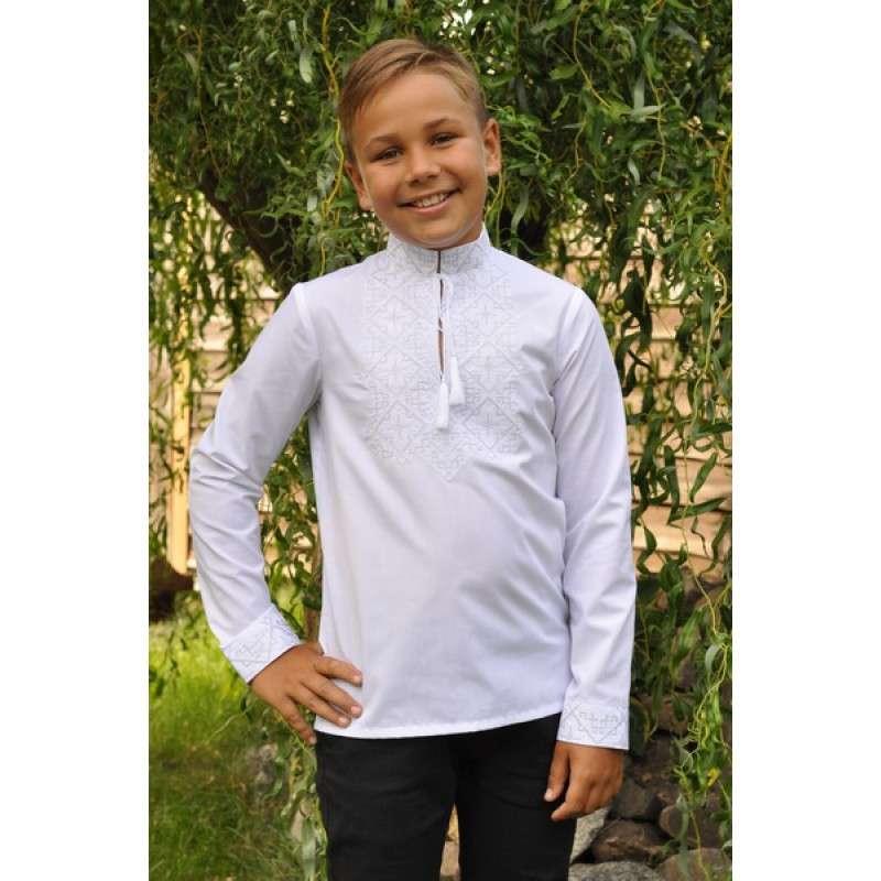 Дитяча вишита сорочка ручної роботи на 4-6 рочків 55c16d0982c92