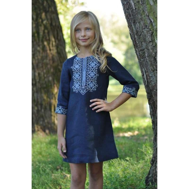 Сукня дитяча з натуральної тканини