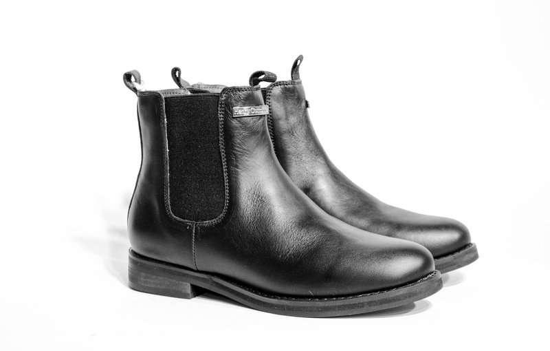 Кожаные ботинки челси Henry Cottons оригинал
