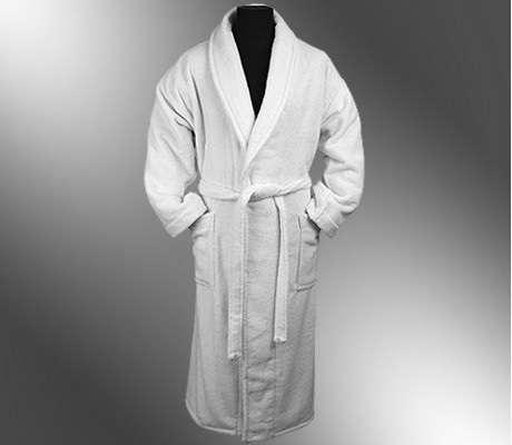 Махровые халаты отельные белые.От производителя. Доставка по Киеву.