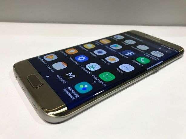Samsung Galaxy S7 Edge 32GB Duos G935 Gold