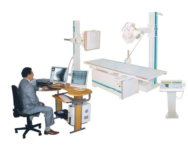 Медицинское оборудование - рентгеновский комплекс