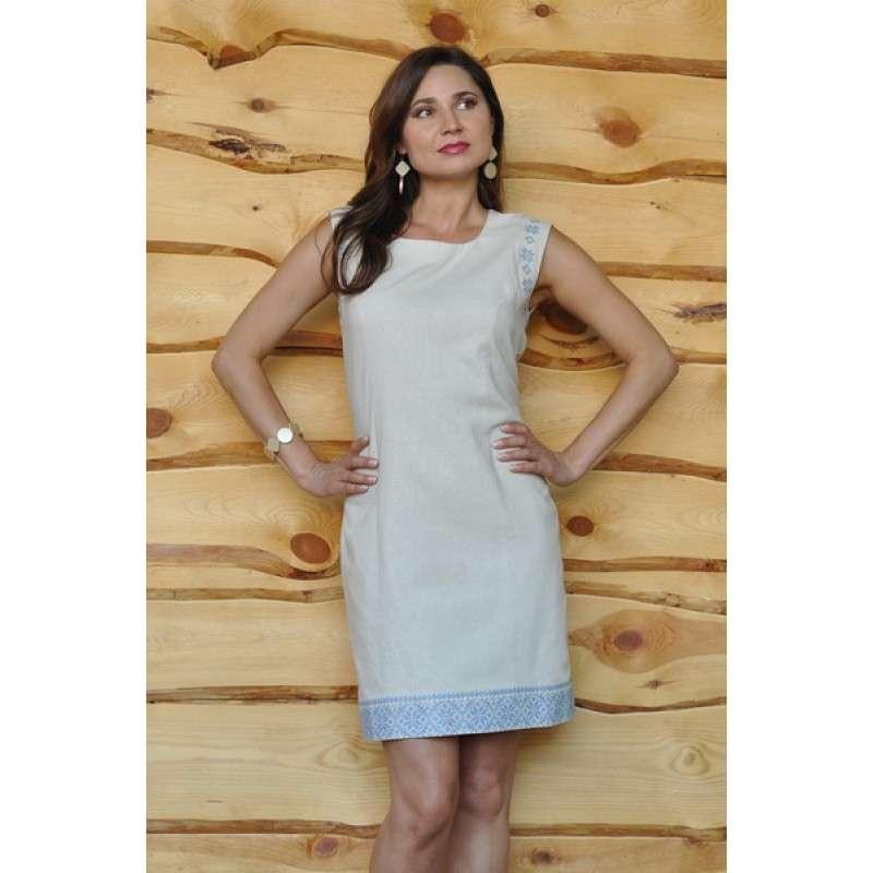 b35f3a5bb0fef3 Ексклюзивна сукня з вишивкою бісером