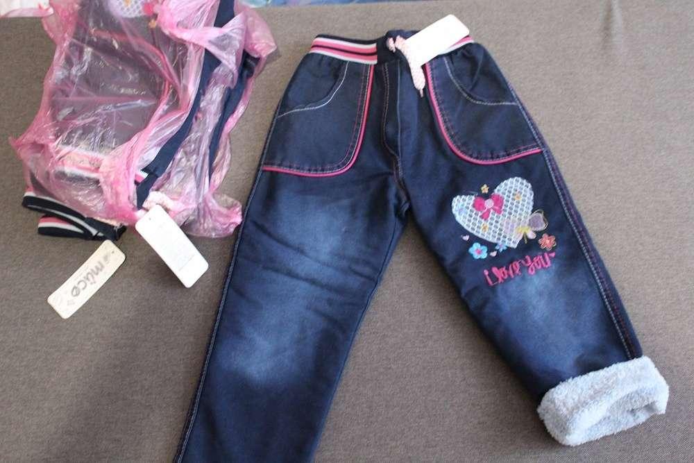 Костюм тройка джинс для девочек Минни (Турция)  375 грн - Дитячий ... dd72fb8dc9c4f