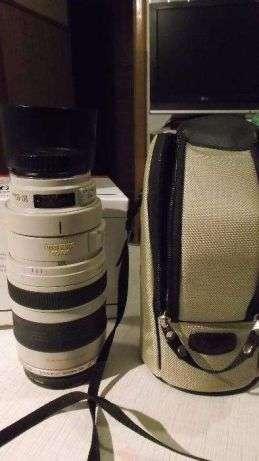 Продам объектив Canon EF 100-400mm f/4.5-5.6L IS USМ