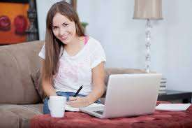 Подработка в интернете на компьютере (для женщин)