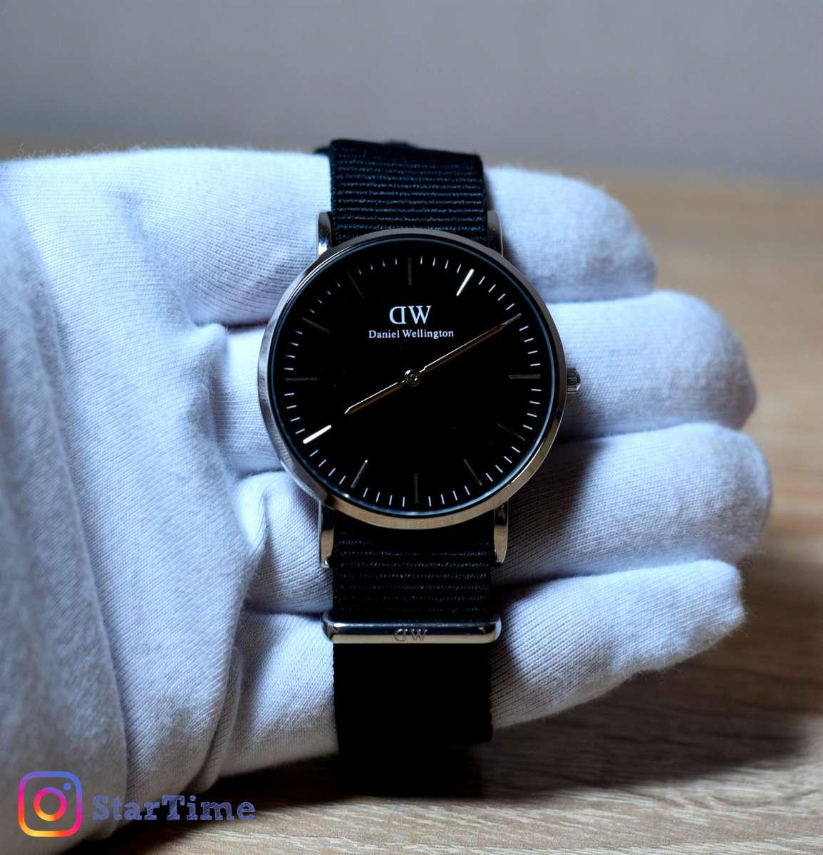 Мужские Наручные Часы Daniel Wellington Чоловічий Годинник Кварц +опт e4c757f84db3e