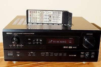 Ресивер DENON AVR-2800 и аудиосистема JPW