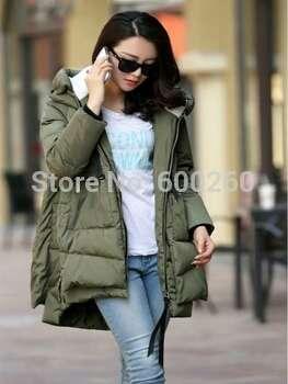 5876849804e637c Пуховик цвета хаки для беременных,размер S: 1 660 грн - Мода и стиль ...