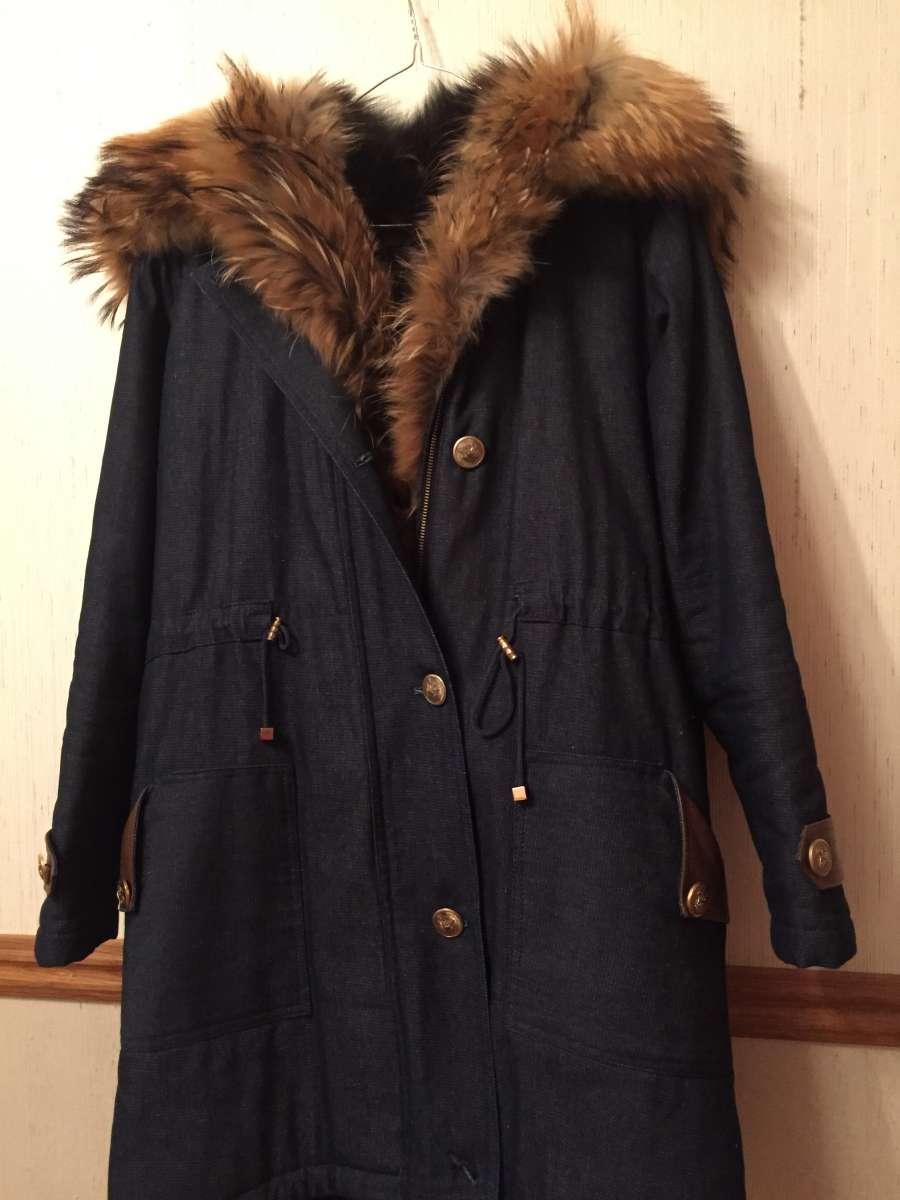 Пальто-дубленка меховое S М новое