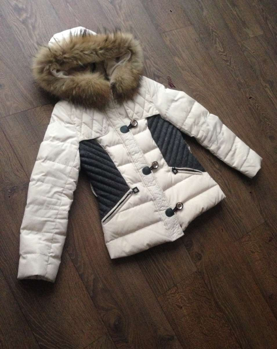 Зимняя куртка . Теплая куртка. Пуховик
