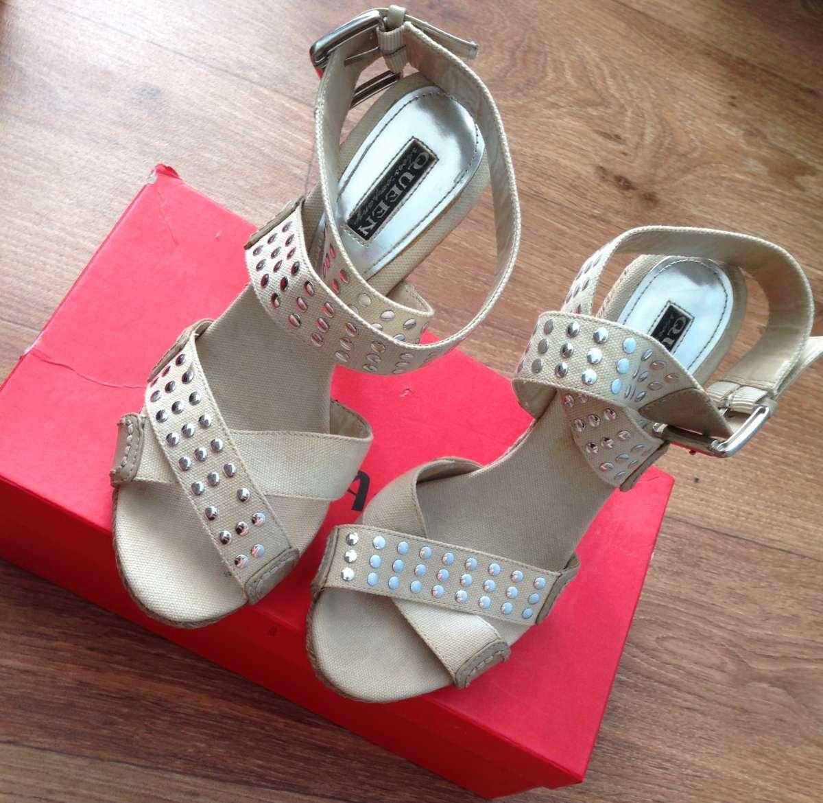 d3cbb301 Босоножки бежевые : 100 грн - Мода и стиль / Одежда/ обувь Одесса на ...