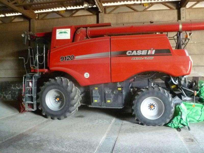 Комбайн зерноуборочный Case AFX 9120   2009г.в. Мощность -489 л.с..