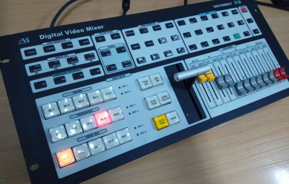 Цифровой видеомикшер DVM-102 (ODYSSEY 2)