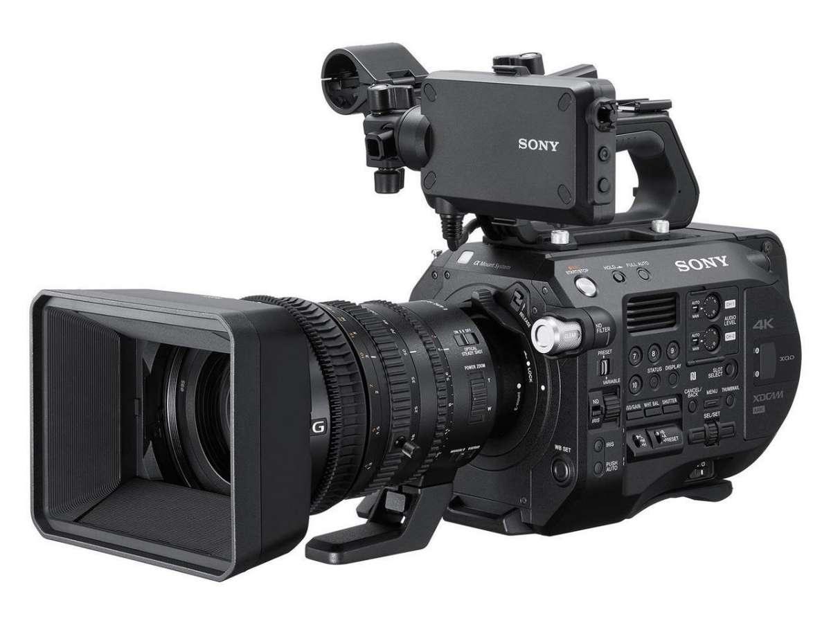 Аренда Sony FS-7