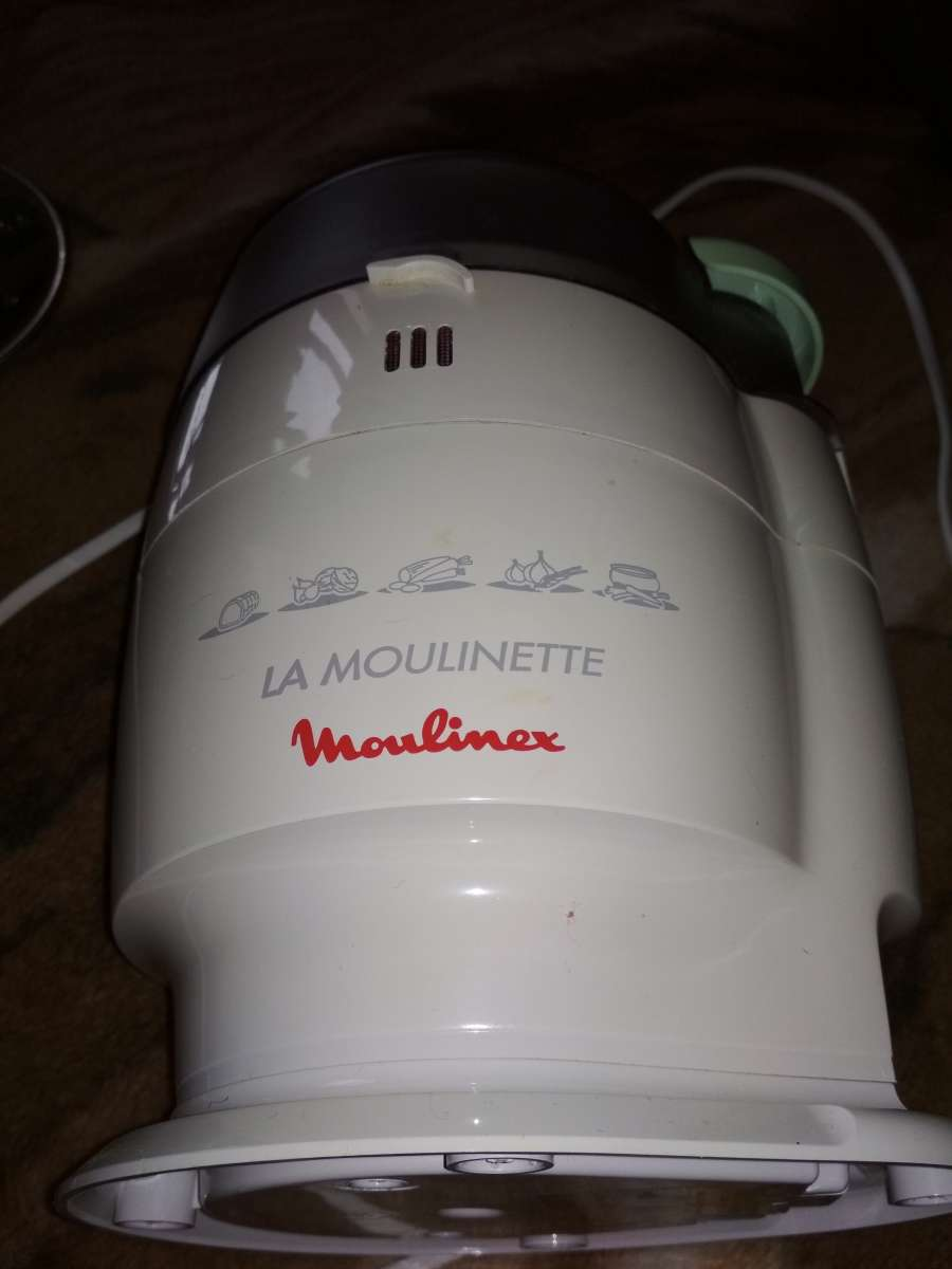 Новую мясорубку MOULINEX LA MOULINETTE