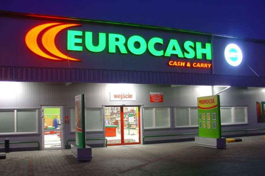 Работник в магазин сети Еврокеш (Польша)