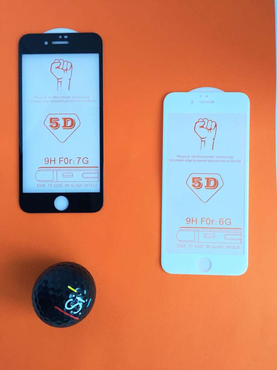 Продам защитное стекло 5D Glass на iPhone 6 / iPhone 7