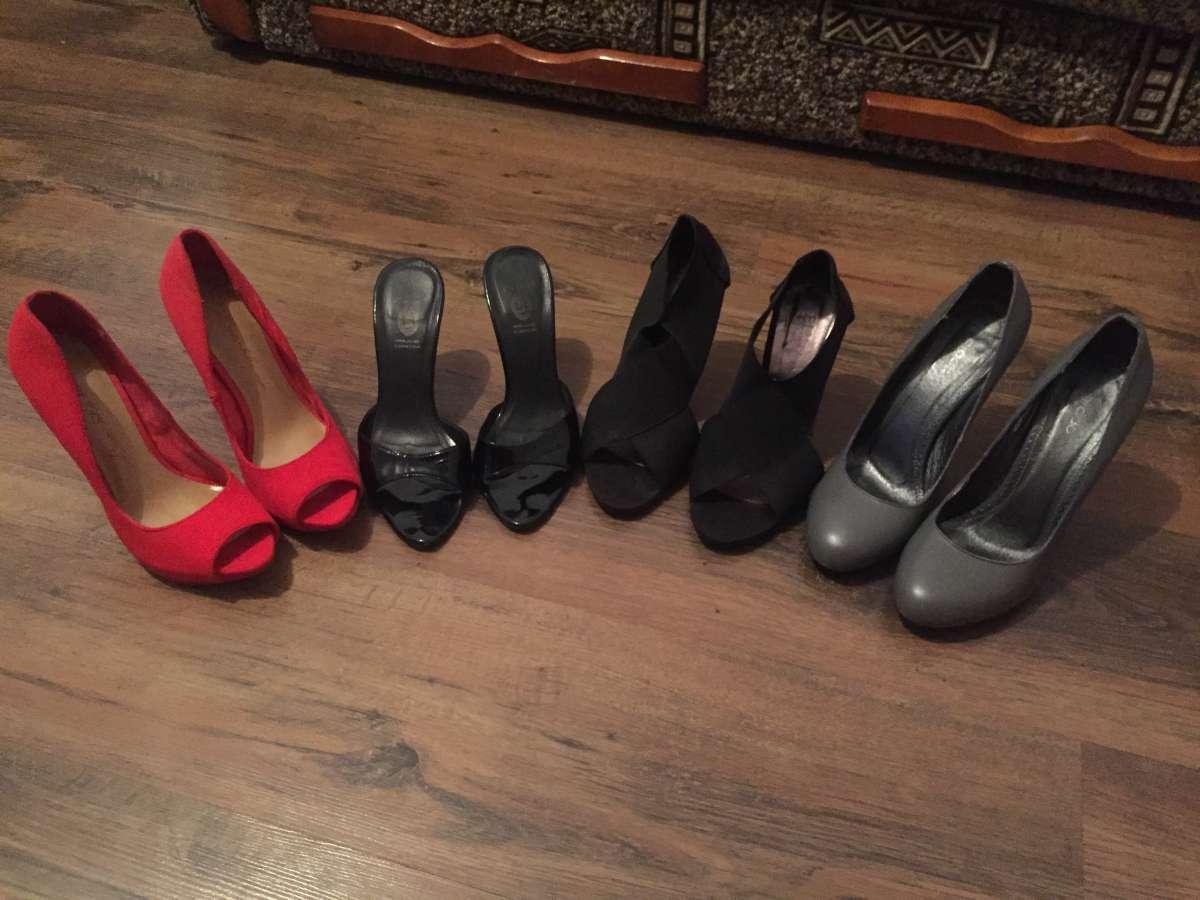 Летние босоножки, туфли