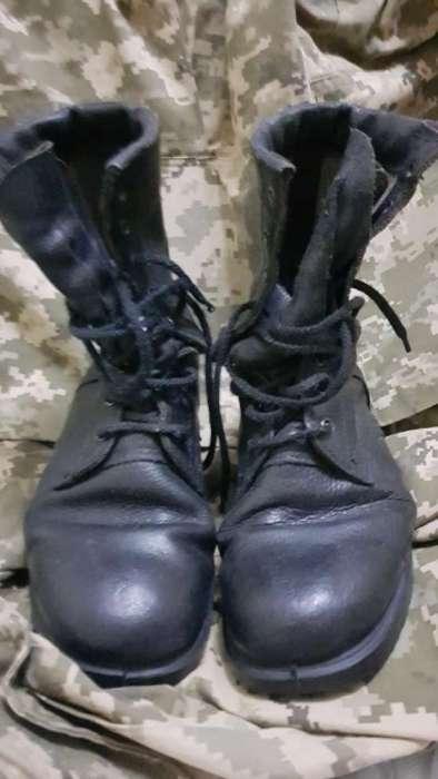 Настоящие армейские берцы солдатские всу зсу ботинки кожаные чоловічі